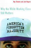 Book cover: America's Forgotten Majority